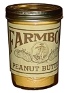 Farmboy Peanut Butter Jar